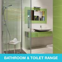 Bathroom & toilet range